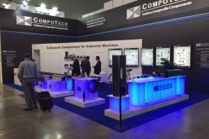 Compotech stand