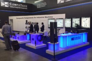 Compotech Exhibtion Stand